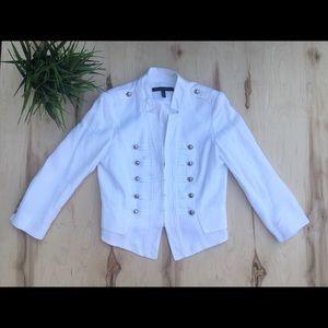 White House Black Market woman's blazer